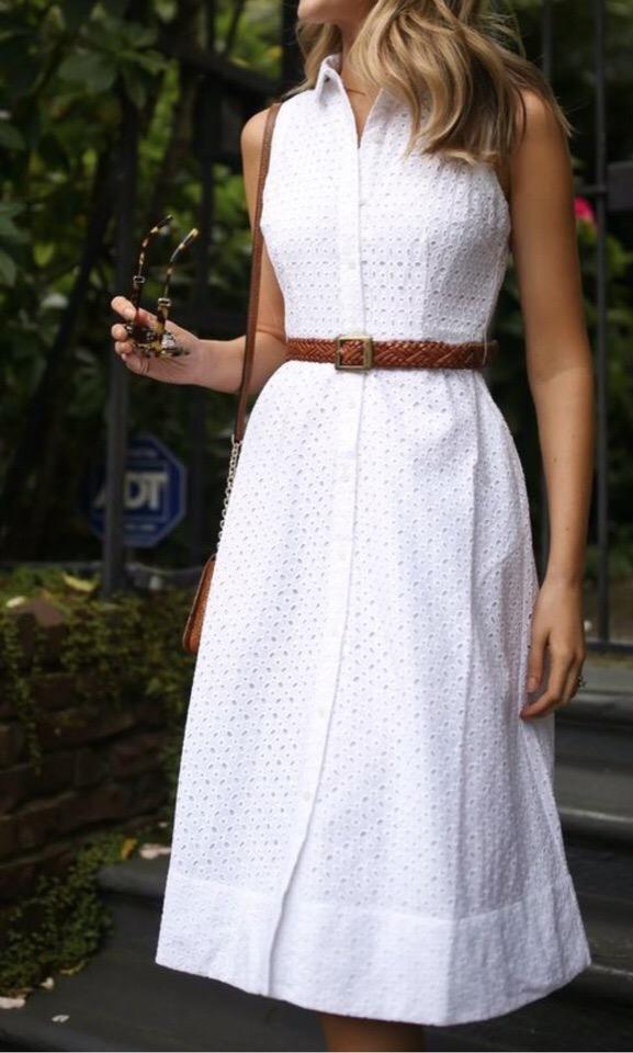Подборка выходного дня: идеальные платья для лета из хлопкового шитья