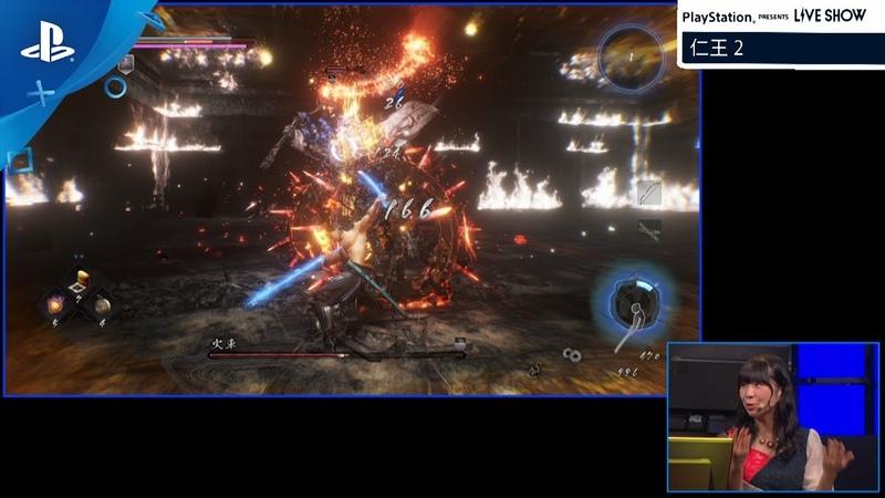 """『一遊入魂""""仁王2""""』PlayStation® presents LIVE SHOW """"TGS2019"""""""