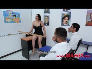 Perverted Teachers Chap. 5 - Pamela Rios (SexMex) | Училка Latinф Ass Porn Sex Balık Etli Öğretmen Altyazılı Porno - 31Vakti