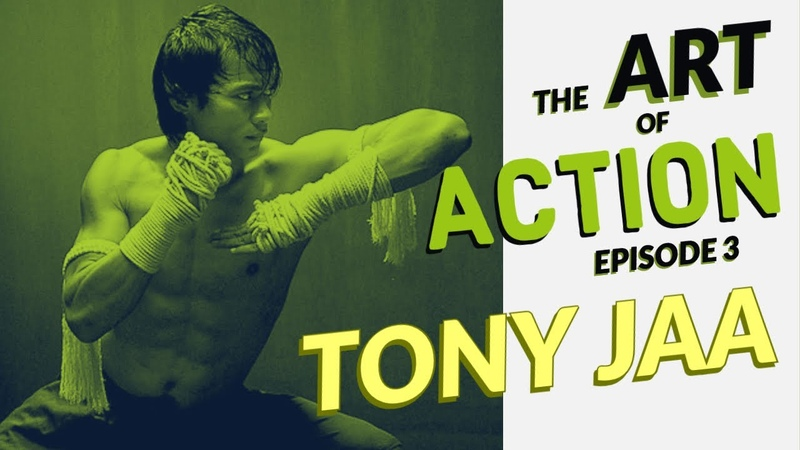The Art of Action - Tony Jaa - Episode 3
