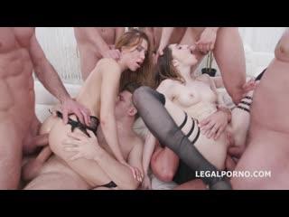 Russia Vs Spain 2 Monika Wild Lana Bunny Vs 6 With Gapes, DAP, ATOGM, Squirt, Pee Drink, Anal Fist, Cumshot Fantasy GIO1413