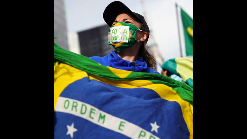 Почему коронавирус охватил Бразилию