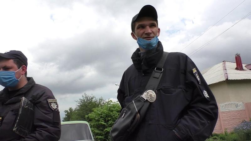ПОЛИЦИЯ ХАРЬКОВА Полицейский который говорит что он NE P DIK и не хочет служить по закону