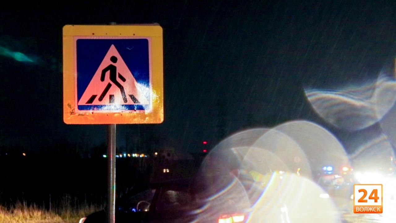 Большая часть ДТП с пешеходами в Марий Эл происходит по вине водителей