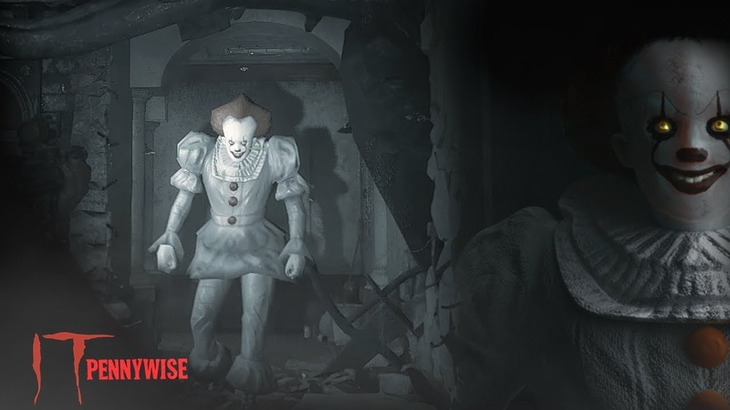 RESIDENT EVIL 2 REMAKE - IT the Clown Pennywise *mod available*