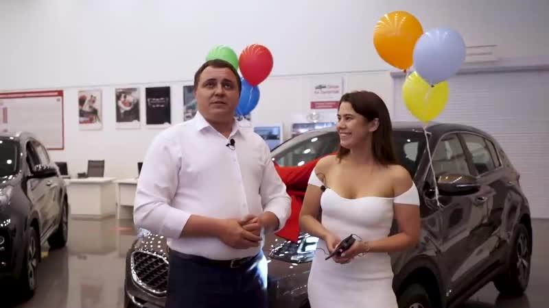 Вручение автомобилей по Суммарному Промо компания Финико