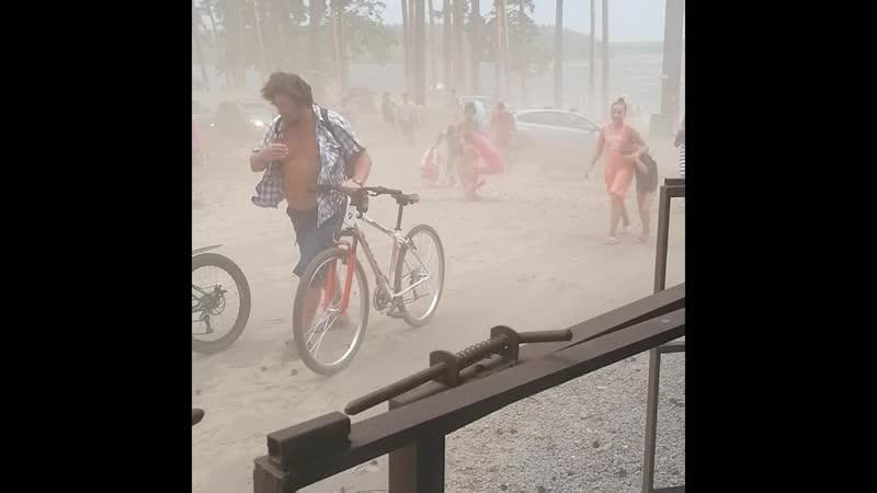 Ураган 8 07 2020 Пляж Русалочка