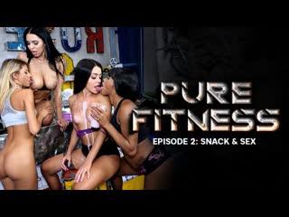 [RoccoSiffredi] Rebecca Volpetti, Kira Queen, Kiki Minaj, Martina Smeraldi - Snack Sex NewPorn