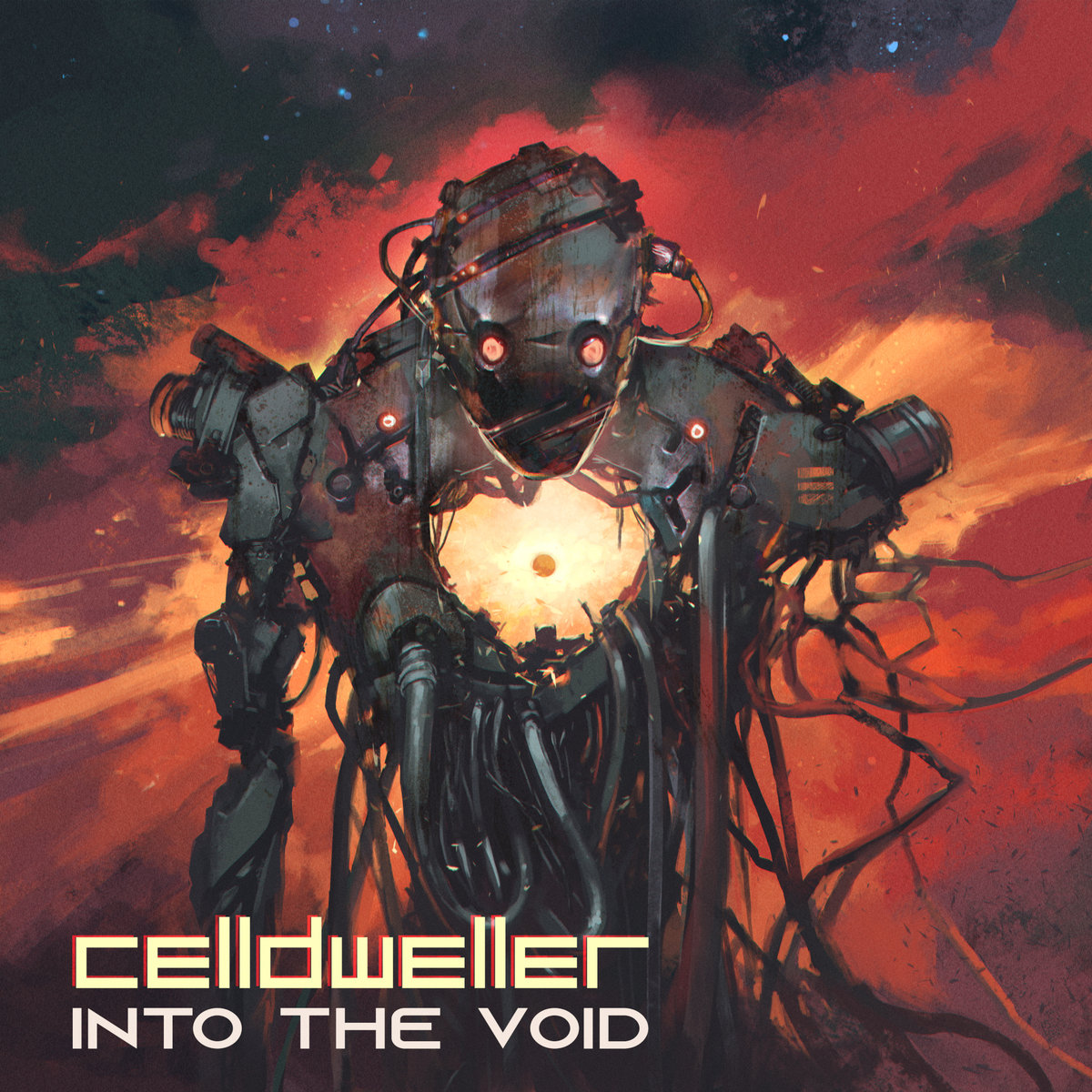 Celldweller - Into The Void (Single)