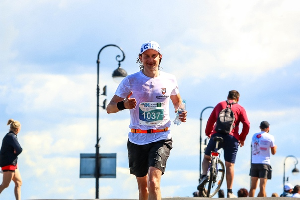 Дмитрий Викторов: Марафон Белые Ночи. 41-ый километр.