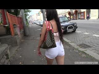 Czech Wife Swap 9: Part 4 (CzechAV | Altyazılı Porno izle