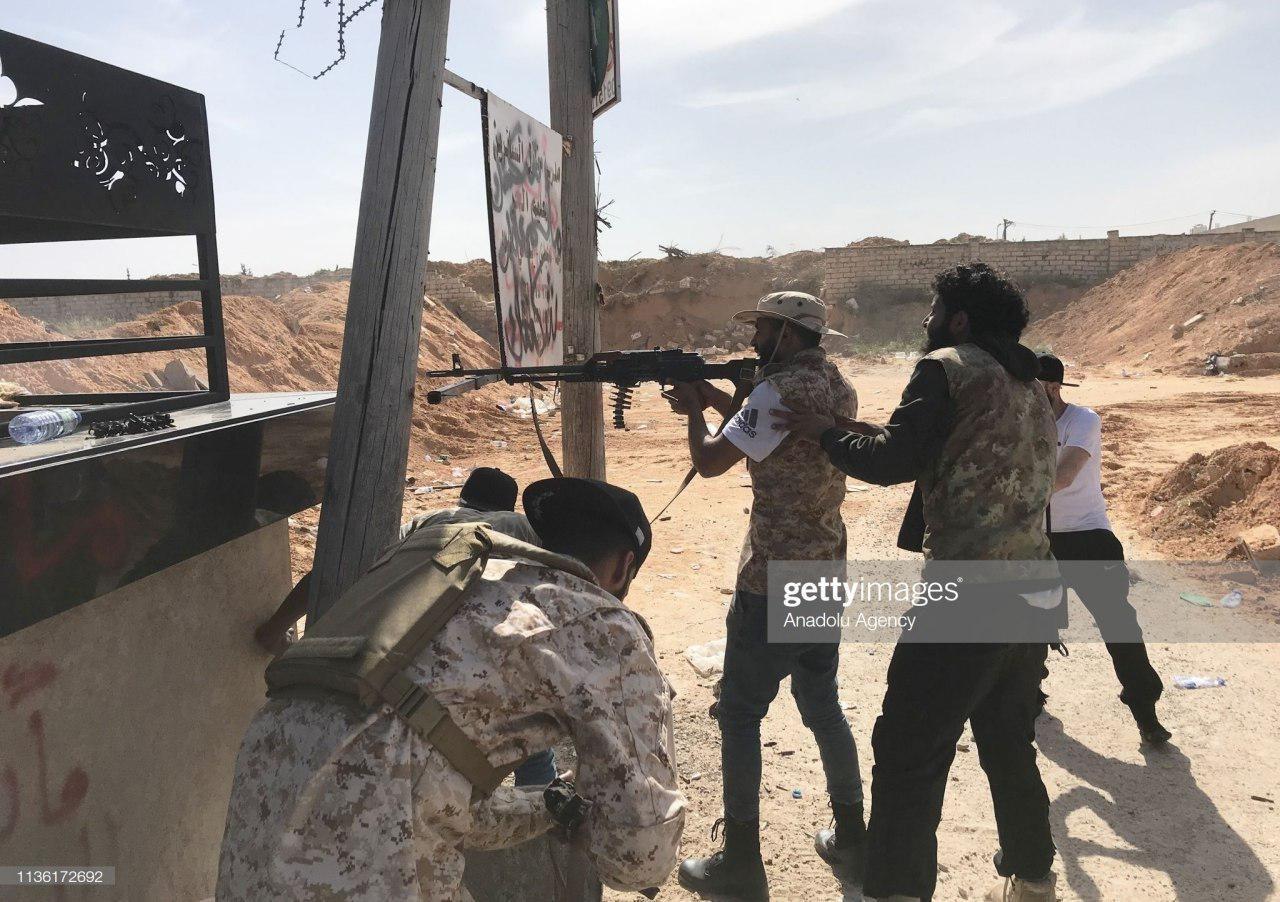 Война в Ливии:итоги 2019 года, изображение №2