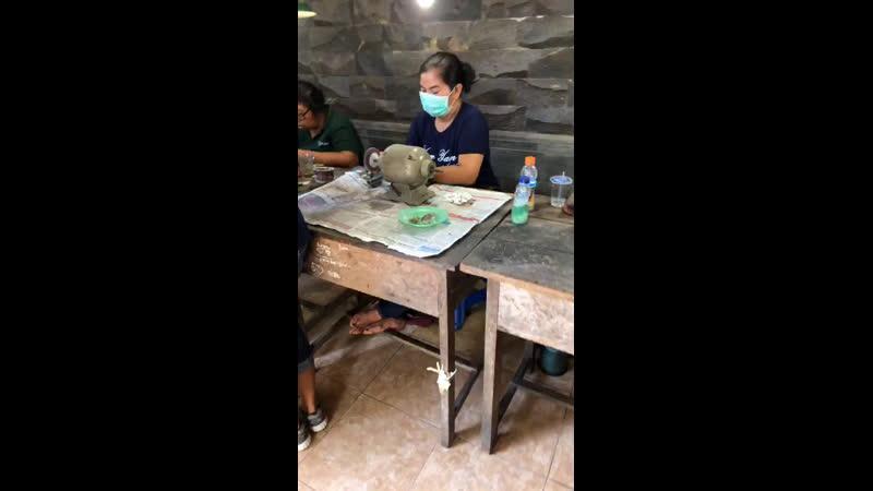 Ещё одно серебряное место на Бали с собственным производством. Смотрим?
