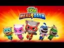 😻Говорящий том😻погоня героев😻Talking Tom Hero Dash😻