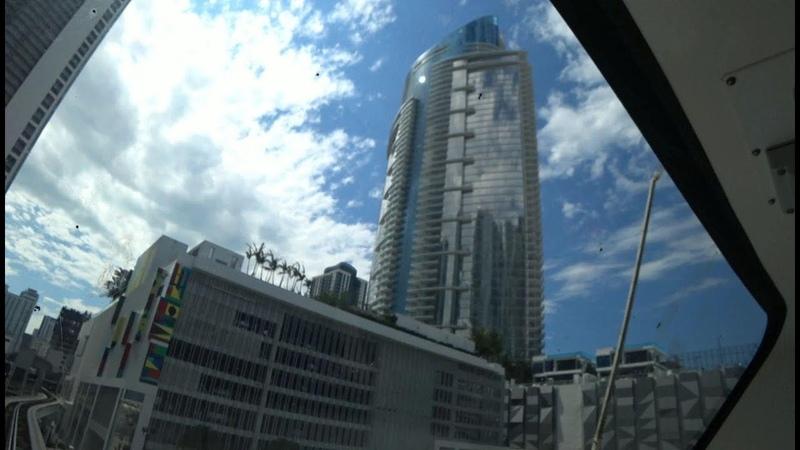 Офис в майами На метро Майами в WEWORK обзор Коворкинг
