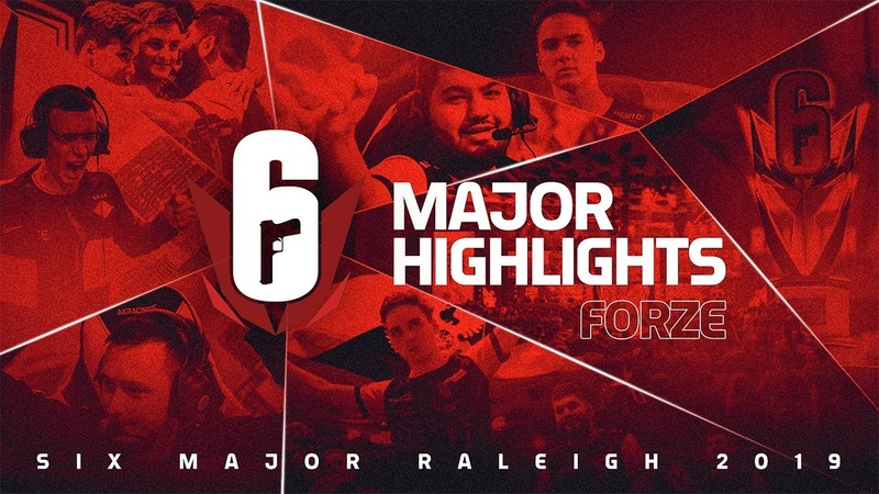 ForZe at Six Major Raleigh 2019 R6 Highlights
