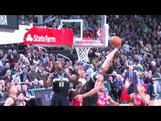 Топ-5 моментов матчей НБА 6 февраля