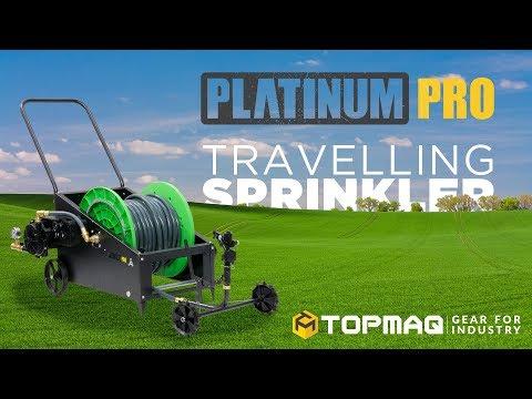 Platinum Pro Travelling Sprinkler @ TopmaQ