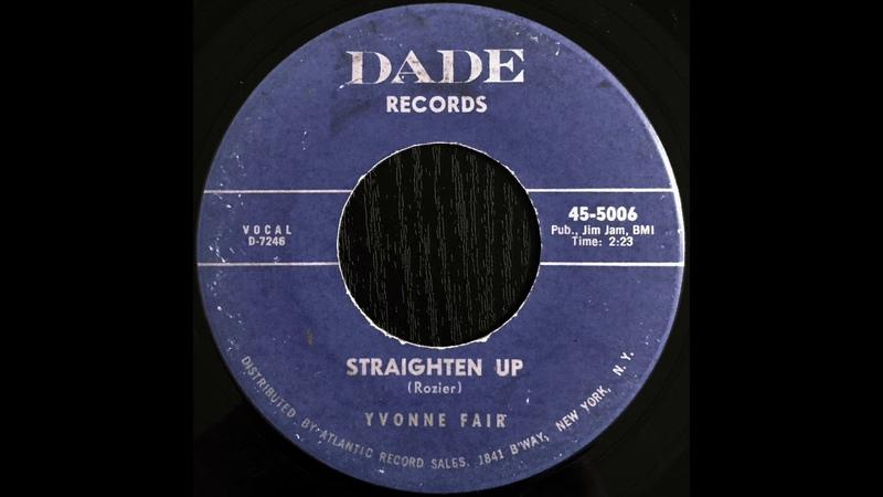 Yvonne Fair Straighten Up