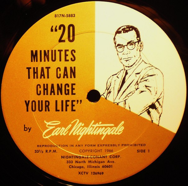 NAME: 20 Minutes That Can Change Your Life