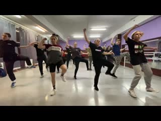 Kill it - hip-hop choreo by Elmi