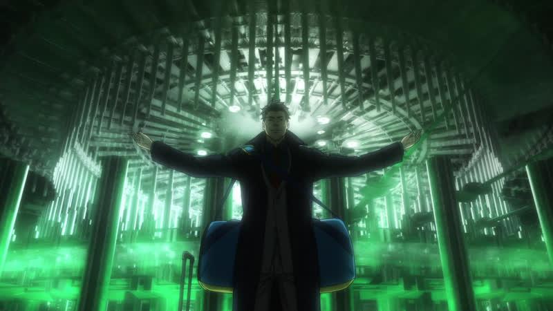 MedusaSub Psycho Pass 3 First Inspector Психопаспорт 3 Первый инспектор 1 часть русские субтитры