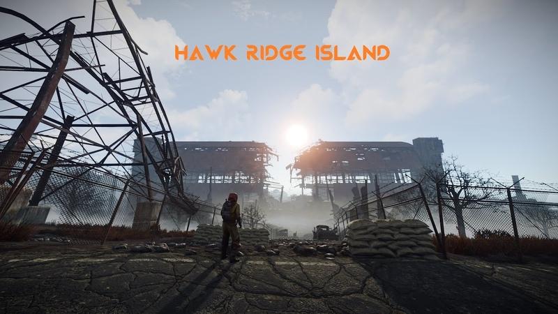 Rust Hawk Ridge Island Keirox Custom Maps Official Trailer