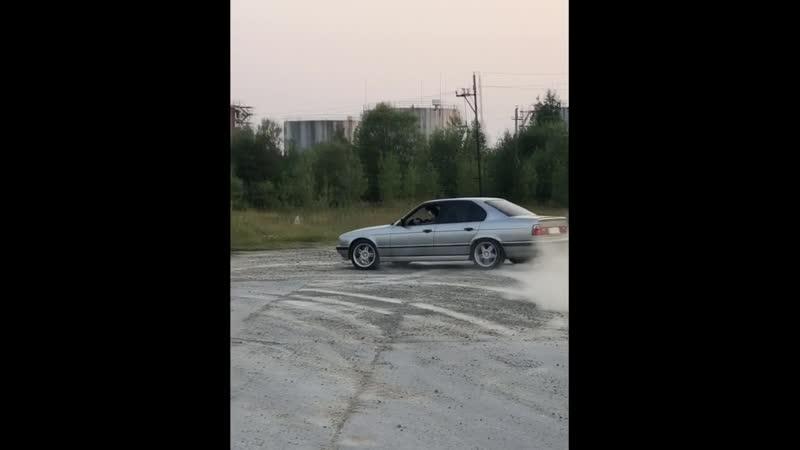 BMW E34 Дал Дал Ушёл