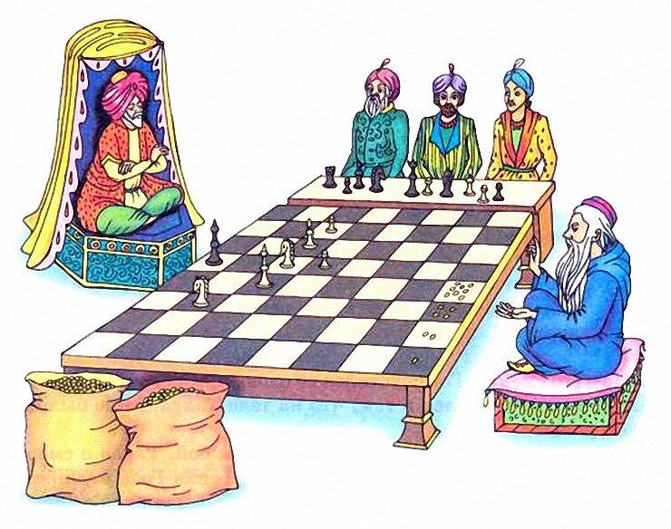 История развития шахмат, изображение №1