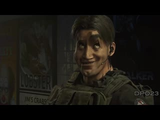 Resident Evil 3 but 500 facial animations