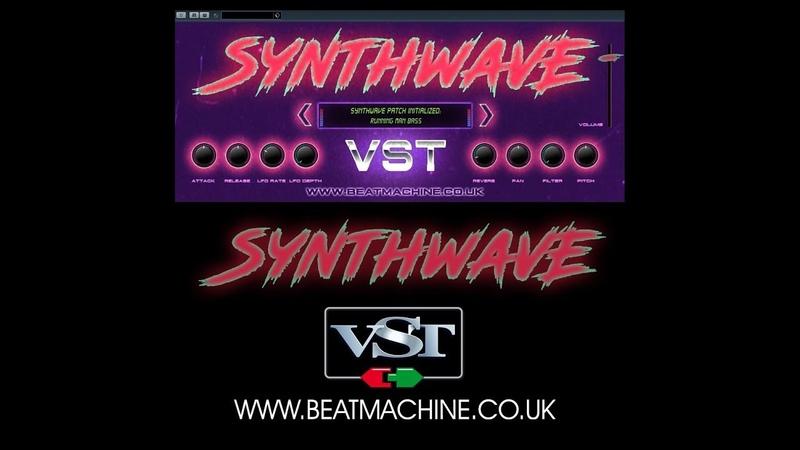 Synthwave VST Instrument - Midnight Call