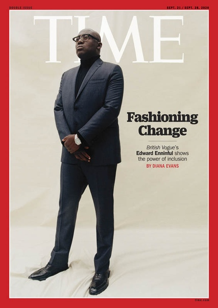 Time Magazine International Edition - 09.21.2020