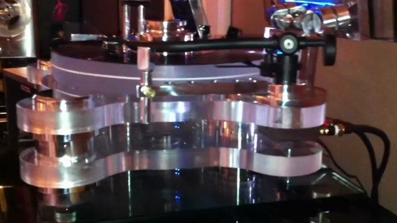DIY Turntable Scott 299 amp
