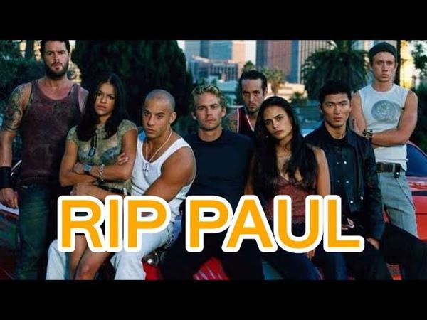 FAST AND FURIOUS - Good Life (G-Eazy Kehlani, Fast 1-8) RIP-Paul Walker