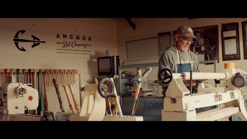 Matthew Rollins of Anchor Bat Co Chapter 2 of the Artist Series by 9 8 Central 864 326 5646
