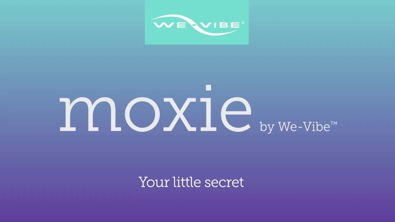 Moxie by We Vibe™ Wearable vibrations to go