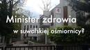 Minister Szumowski i boss mafii