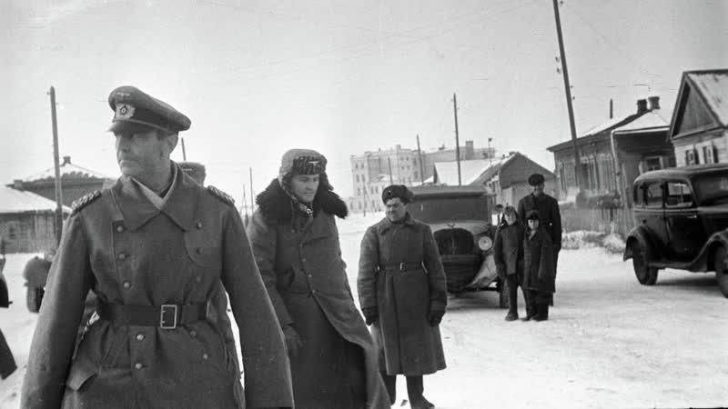 31 01 1943 в Сталинграде пленён фельдмаршал Паулюс