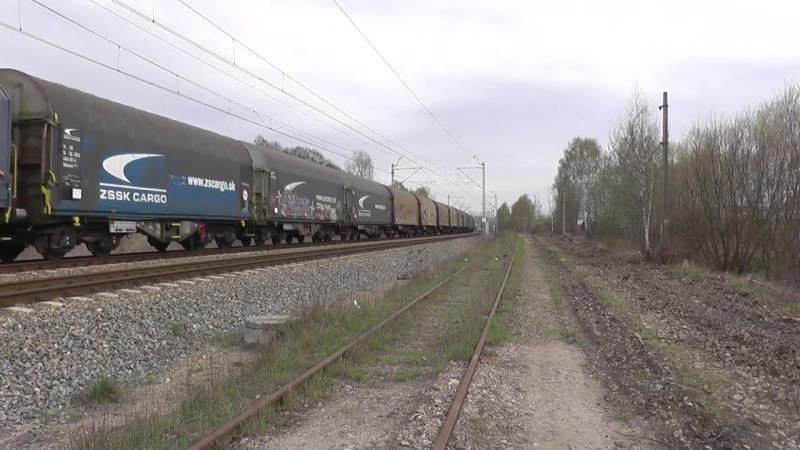 T448p 109 Euronaft Trzebinia Traxx E186 146 7 LOTOS