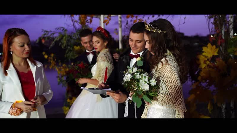 Осенний проект Double wedding