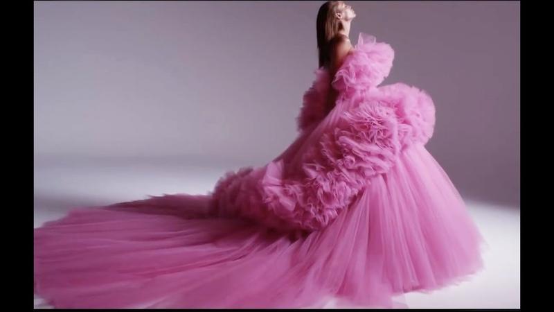 Giambattista Valli Haute Couture Fall Winter 2020 21 Digital Couture Week