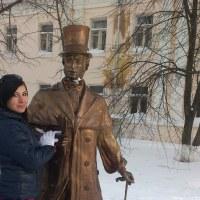 Фотография Анны Скибиной ВКонтакте