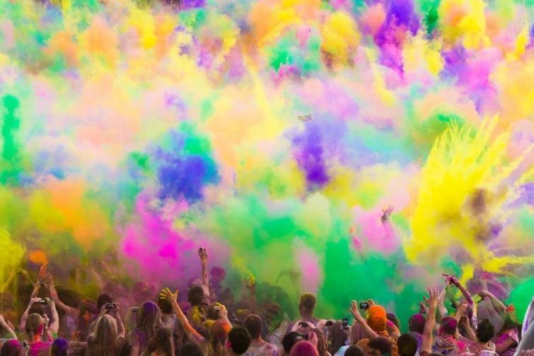 Самые впечатляющие праздники и фестивали, изображение №1