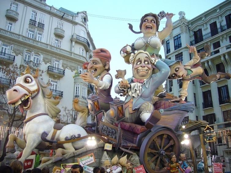 Самые впечатляющие праздники и фестивали, изображение №13