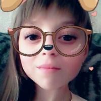Фотография страницы Кристины Макаровой ВКонтакте