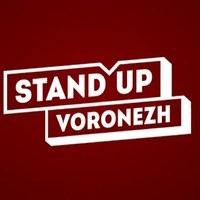 Логотип Stand-up Voronezh / Стендап в Воронеже