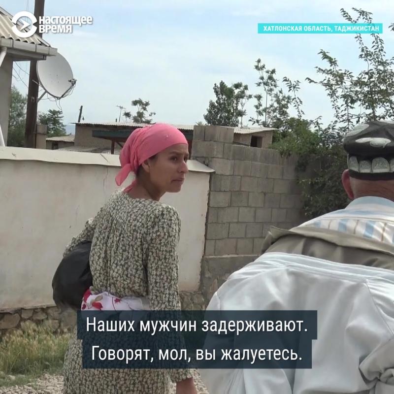 В Таджикистане запугивают пострадавших от селя