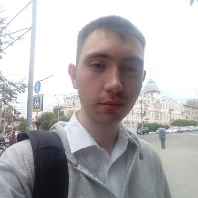 Максим Гулеватый