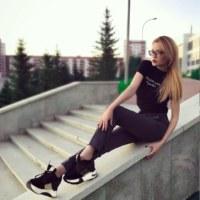 Анастасия Красильникова
