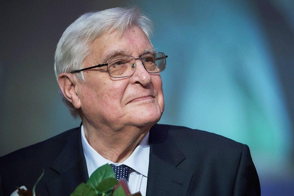 Сегодня 85 - летний юбилей отмечает Басилашвили Олег Валерианович.